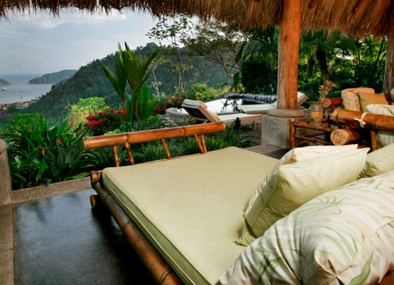 luxury oceanfront condo in Los Suenos, Costa Rica