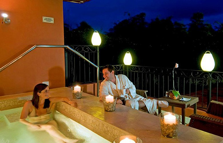 Costa rica vacation packages for Best spa vacation packages