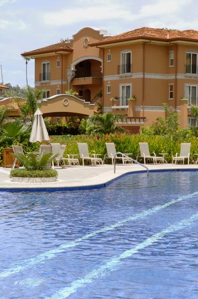Los Suenos Condo Vacation Rentals Family Vacations Costa Rica