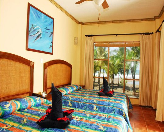 Rooms at Jaco Beach