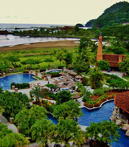 Los Suenos Marriott in Costa Rica