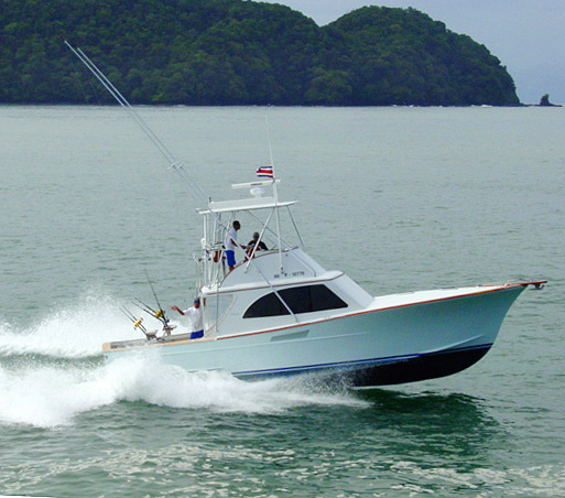 Costa rica fishing charters 38 39 custom for Costa rica fishing charters