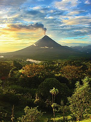 Arenal Volcano National Park,
