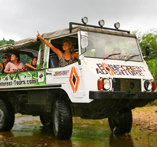 Rainforest Tours Costa Rica