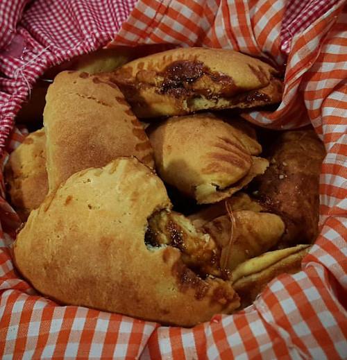 chiverre empanadas in costa rica
