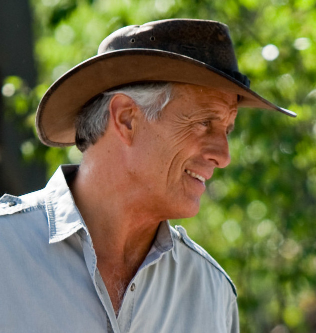 Jack Hanna in Costa Rican jungle