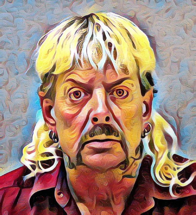 Joe Exotic mugshot