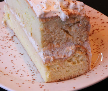 tres leches in Costa Rica