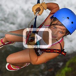 "<h1 style=""text-align: justify;""> 	<strong>Canyoning</strong></h1> <h1 style=""text-align: justify;""> 	<strong>& Rappelling in Costa Rica</strong></h1>"