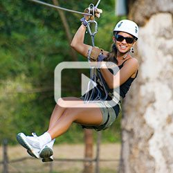 <h1> 	<strong>Los Suenos Canopy Tour</strong></h1>